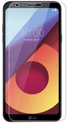 SHAKU Impossible Screen Guard for Lg Q6(Pack of 1)