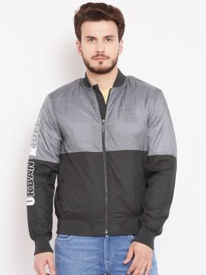 Lee Full Sleeve Color Block Men Jacket