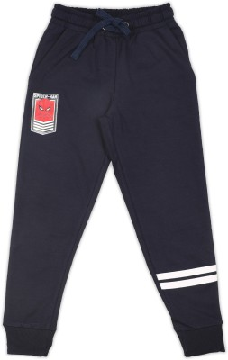 Miss & Chief Track Pant For Boys(Blue, Pack of 1) at flipkart