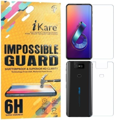 YuBingo Impossible Screen Guard for Asus Zenfone 6 ZS630KL (Asus 6Z)(Pack of 1)