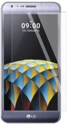 SaiArvs Tempered Glass Guard for LG XCAM(Pack of 1)