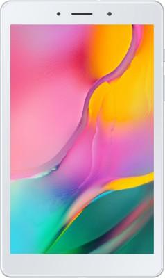 Samsung Galaxy Tab A 8.0 32 GB 8 inch with Wi-Fi+4G Tablet (Silver)