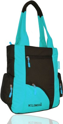 Wildmoda Women Blue, Black Tote