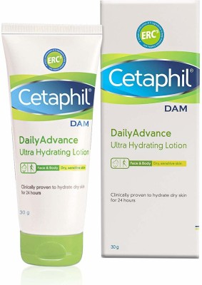 Cetaphil DAM DAILY ADVANCE ULTRA HYDRATING LOTION 30g(30 g)