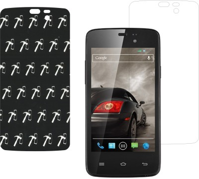 IndiForce Screen Guard for Xolo A500s Lite(Pack of 1)
