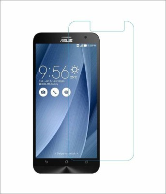 CHAMBU Tempered Glass Guard for AsusZenFone Go 4.5(Pack of 1)