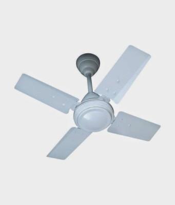 CROMPTON Briz Air 600 600 mm 4 Blade Ceiling Fan(opal white, Pack of 1)