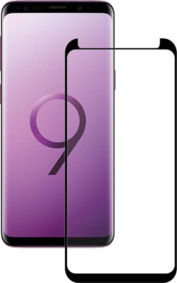 SVENMAR Edge To Edge Tempered Glass for Samsung Galaxy S9 Plus(Pack of 1)