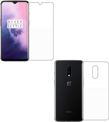 Wildfab Impossible Screen Guard for Oneplus 7 (Front & Back)(Pack of 1)