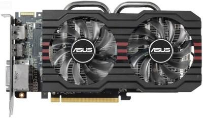 Asus AMD/ATI r9-270 2 GB GDDR5 Graphics Card(Black)