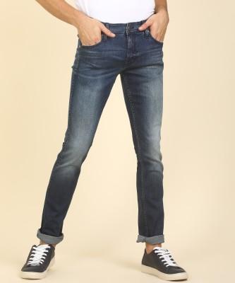 Calvin Klein Jeans Skinny Men Blue Jeans at flipkart