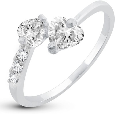 Sukkhi Alloy Rhodium Plated Ring Sukkhi Rings