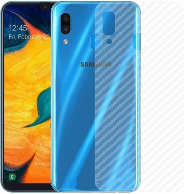 A-Allin1 Back Screen Guard for Samsung Galaxy A30 (2019)(Pack of 1)