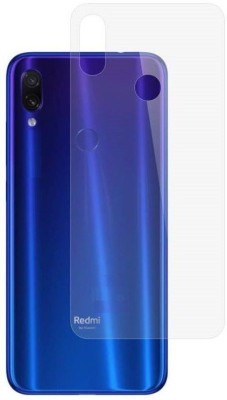 RidivishN Back Screen Guard for Mi Redmi Note 7, Mi Redmi Note 7 Pro, Mi Redmi Note 7S(Pack of 1)