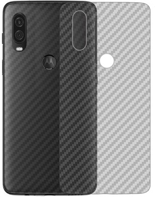 Karpine Back Screen Guard for Motorola One Vision(Pack of 1)