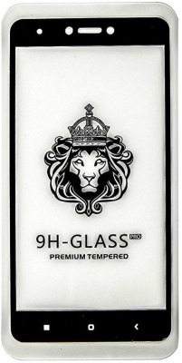 9H Edge To Edge Tempered Glass for Mi Redmi 4(Pack of 1)