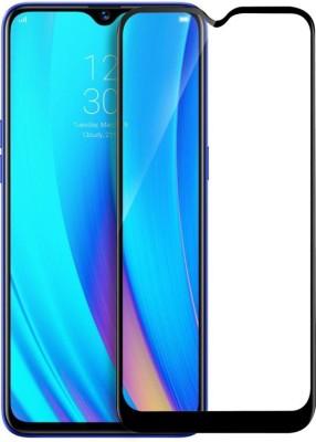 Desirtech Edge To Edge Tempered Glass for Oppo F9, OPPO F9 Pro, Realme 2 Pro, Realme U1, Realme 3 Pro(Pack of 1)