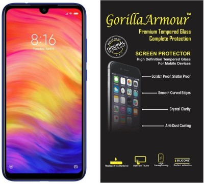 Gorilla Armour Impossible Screen Guard for Samsung Galaxy A30, Samsung Galaxy A50, Samsung Galaxy M30, Samsung Galaxy A20(Pack of 1)