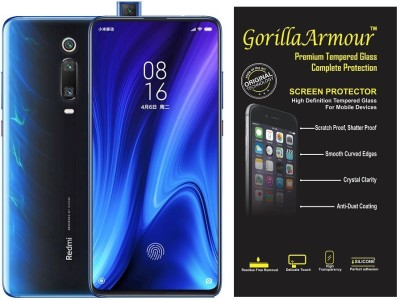 Gorilla Armour Impossible Screen Guard for Redmi K20 Pro(Pack of 1)