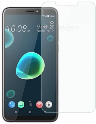 MudShi Impossible Screen Guard for HTC Desire 12 Plus(Pack of 1)