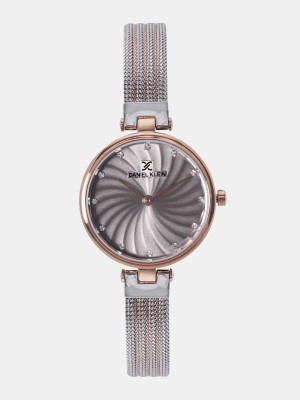 Daniel Klein DK11904-7 Analog Watch - For Women