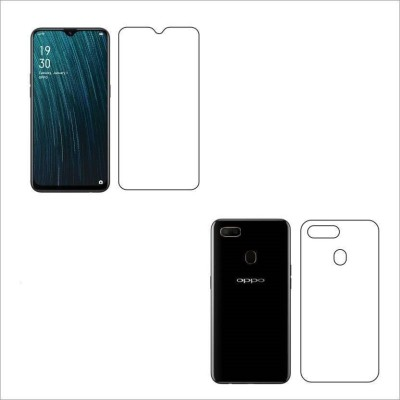 Wildfab Impossible Screen Guard for Oppo A5s, Oppo AX5s (Front & Back)(Pack of 1)