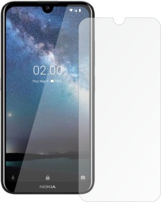 Phonedda Tempered Glass Guard for Nokia 2.2(Pack of 1)