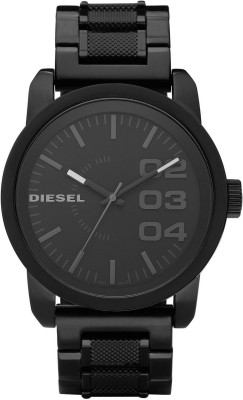 Diesel DZ1371 Double Down Analog Watch  - For Men(End of Season Style)