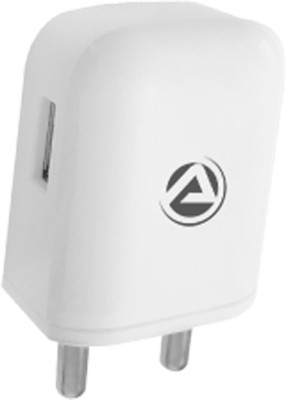 ARU ARQ - 20 2.1 A Mobile Charger with Detachable Cable(White, Cable Included)