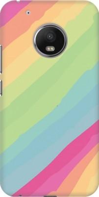 Coberta Case Back Cover for Motorola Moto G5 Plus(Multicolor)