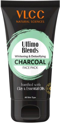 VLCC Ultimo Blends Charcoal Face Pack