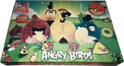 Angry Birds Four In One Puzzle!!!(48 Pieces)