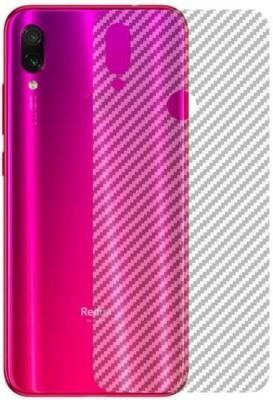 Krkis Back Screen Guard for Mi Redmi Note 7, Mi Redmi Note 7 Pro, Mi Redmi Note 7S(Pack of 1)