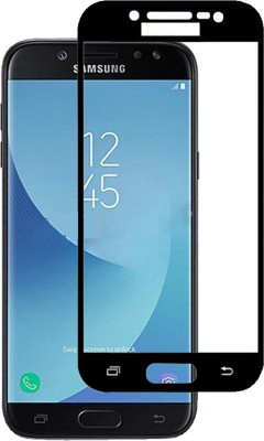Casotec Edge To Edge Tempered Glass for Samsung Galaxy J2(Pack of 1)