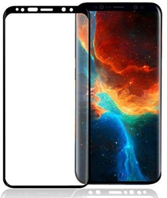 Covers Eclat Mobitech LLP Tempered Glass Guard for em covers Samsung S7 Edge Curved Black Color Clear 3D Side Glue Tempered Glass & Screen Protector(Pack of 1)