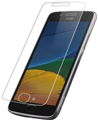 Techshield Tempered Glass Guard for Motorola Moto G5(Pack of 1)