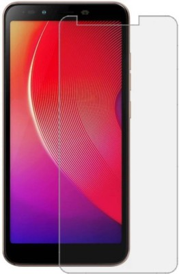 EASYBIZZ Edge To Edge Tempered Glass for Infinix Smart 2(Pack of 1)