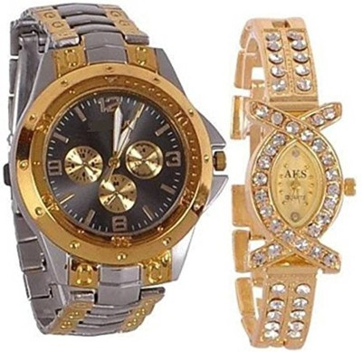 Baxray Rosra Couple NR0256 Rosra Couple Analog Analog Watch   For Men   Women Baxray Wrist Watches
