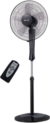 Croma CRF0023 55W Pedestal Fan (Black)