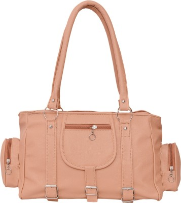 FD FASHION Women Orange Shoulder Bag FD FASHION Handbags