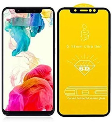 ZIGMA MOBILES Edge To Edge Tempered Glass for MI XIOMI Note 4(Pack of 3)