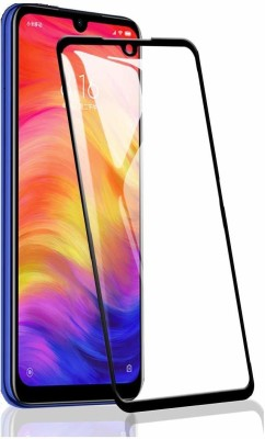 Koko Edge To Edge Tempered Glass for Mi Redmi Note 7, Mi Redmi Note 7 Pro, Mi Redmi Note 7S(Pack of 1)
