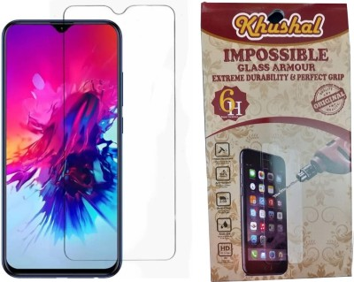 Khushal Screen Guard for Infnix Smart 3 Plus(Pack of 1)