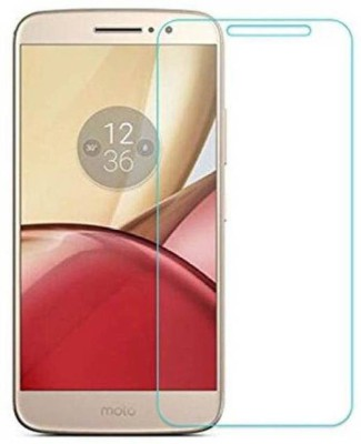 SaiArvs Tempered Glass Guard for Motorola Moto M(Pack of 1)