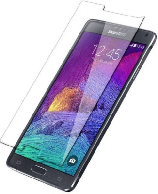 SaiArvs Tempered Glass Guard for Samsung Galaxy Note 4(Pack of 1)
