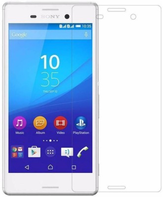 SaiArvs Tempered Glass Guard for Sony Xperia M4 Aqua(Pack of 1)