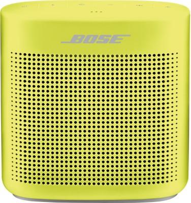 Bose SoundLink Color II Bluetooth Speaker(Citron, Mono Channel)