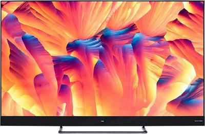 TCL X4 Series 163.8cm (65 inch) Ultra HD (4K) LED Smart Android TV(65X4US)