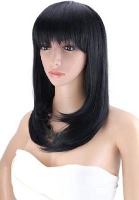 Styllofy Medium Hair Wig(Women)