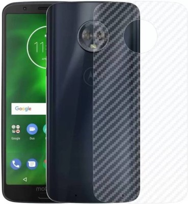 GBKS Back Screen Guard for Motorola Moto G6 Play(Pack of 2)